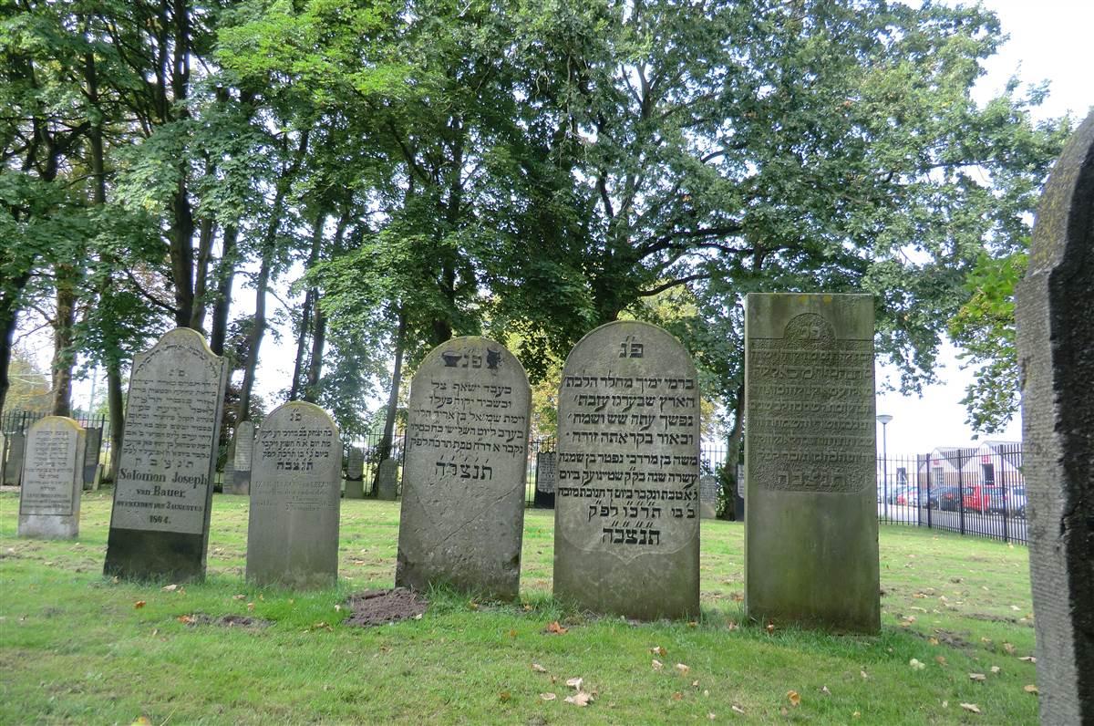Joodse begraafplaats Steenwijk