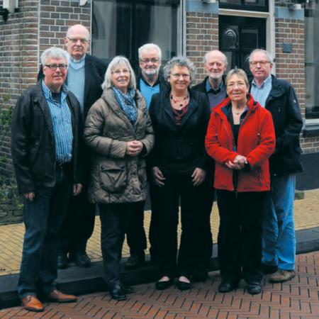 Bestuur Stichting Struikelstenen Steenwijk